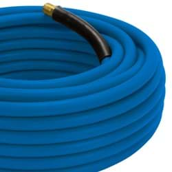 Picture of 3/8 In. x 50 Ft. XtremeFlex Premium Blue Rubber Air Hose