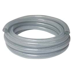Picture of 3/8 In. x 25 Ft. Reinforced Clear Vinyl Tubing