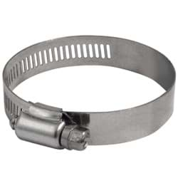 Picture of 1 In. to 2 In. Standard Worm Gear Clamp