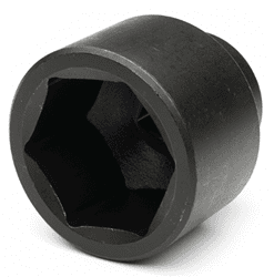 "Picture of Socket Impact Drive 1"" 6 Point Wright – 2-15/16"""