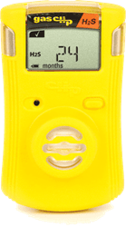 Picture of Gas Detector Gas 1 Gas Clip Technologies - H2S