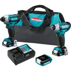 Picture of 12V max CXT Lithium-Ion Cordless 3-Pc. Combo Kit (1.5Ah)