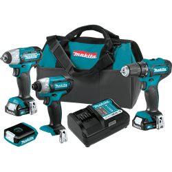 Picture of 12V max CXT Lithium-Ion Cordless 4-Pc. Combo Kit (1.5Ah)