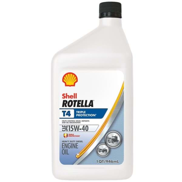 Picture of Oil Motor Rotella T Shell – 1qt.