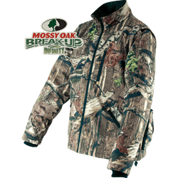 Picture of 18V LXT Lithium-Ion Cordless Mossy Oak Heated Jacket, Jacket Only (Camo, Small)