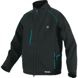 Picture of 18V LXT Lithium-Ion Cordless Heated Jacket, Jacket Only (Black, L)