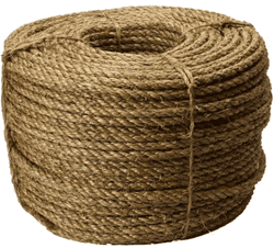 "Picture of Rope Manila – 1/4"" x 1200'"