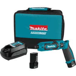 Picture of 7.2V Lithium-Ion Cordless Impact Driver Kit
