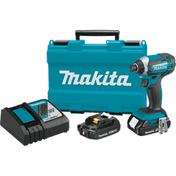 Picture of 18V LXT Lithium-Ion Compact Cordless Impact Driver Kit (2.0Ah)