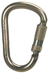 Picture of Carabiner Steel Lock Auto MSA – 1""
