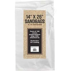 "Picture of Volm Empty Sandbags - 14""x26"" 1000pk"