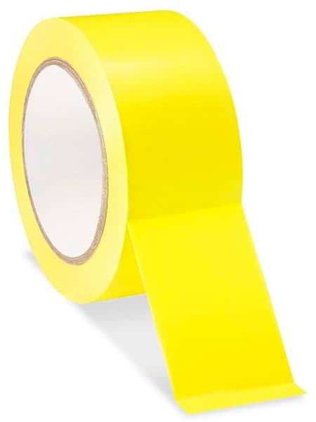 "Picture of Tape Vinyl 4""x36yds. – Yellow"