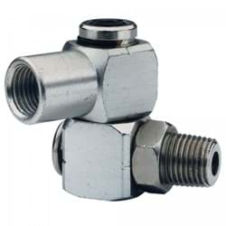 "Picture of 1/4"" NPT Air Swivel"