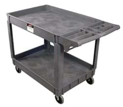 Picture of PC-37x25, Resin Utility Cart
