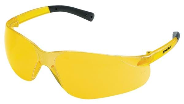 Picture of Safety Glasses Crews Bearkat Lens Amber