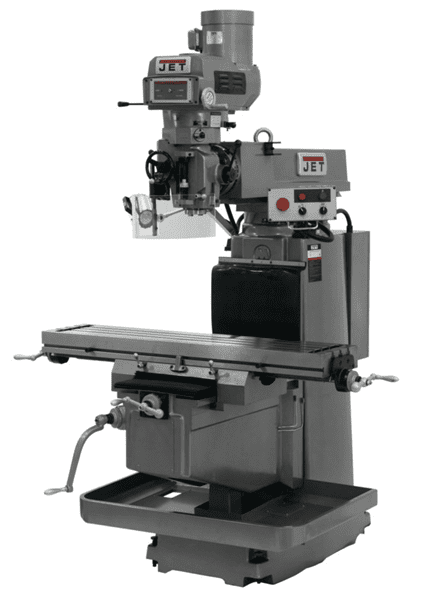 Picture of JTM-1254VS  3-Axis Mill Power CNC w Draw Bar