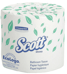 Picture of Toilet Tissue 2-Ply Scott – 80