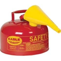 Picture of Safety Can Type I w/ Funnel Eagle – 1gal.