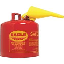 Picture of Safety Can Type I w/ Funnel Eagle – 5gal.