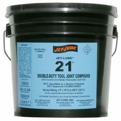 Picture of Pipe Dope Joint Compound #21 Bucket Plastic Jet-Lube – 1gal