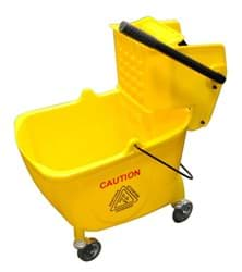 Picture of 35 Quart Mop Bucket with Wringer