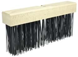 "Picture of 14"" Wire Broom, Flat Wire Fill"