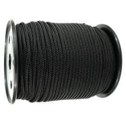 "Picture of Rope Poly Hollow Braid - 3/16"" x 3000'"
