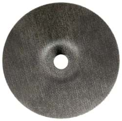 "Picture of 7"" x 3/32"" Wolverine Type 27 Cutting Wheel, A24R, 7/8"" Arbor Hole"