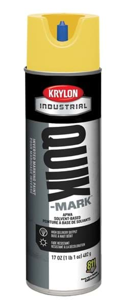 Picture of Paint Aerosol Marking Solvent Based Krylon – Yellow