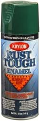 Picture of Paint Aerosol Rust Tough Enamel Krylon – Green Hunter