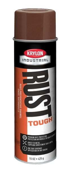 Picture of Paint Aerosol Rust Tough Krylon – Brown Chestnut