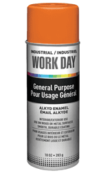 Picture of Paint Aerosol Workday – Orange