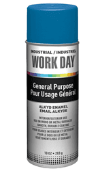 Picture of Paint Aerosol Workday – Blue