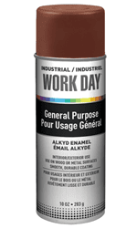 Picture of Paint Aerosol Workday – Brown