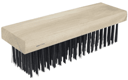 Picture of Vortec Pro  Scratch Brush, .012 Carbon Steel Fill, Block Type