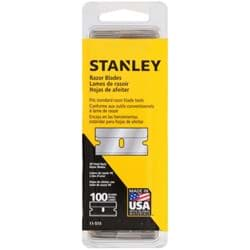 Picture of Knife Utility Blade Single Edge Stanley – 100pack