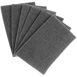 "Picture of Hand Pads 6"" x 9"" Standard - Grey"