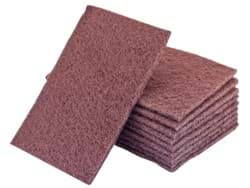 "Picture of Hand Pads 6"" x 9"" Standard – Maroon"