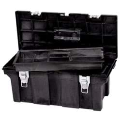Picture of Tool Box Plastic w/ Tray Rubbermaid – 26""