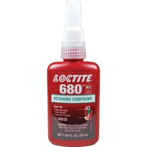 Picture of Retaining Compound 680 Loctite