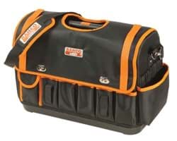 "Picture of 19"" Tool Bag with Hard Bottom"