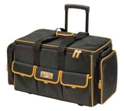 "Picture of 24"" Open Tool Bag with Wheels"
