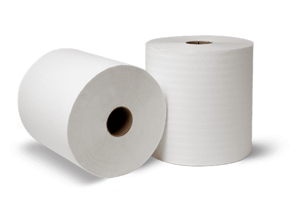 Picture of Roll Towel Commercial White Advantage – 12/350'