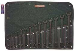Picture of Combination Wrench Set SAE Black Wright – 14pc.