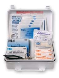 Picture of First Aid Kit w/ Eyewash Pac-Kit – 10person