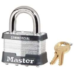 Picture of Lock Keyed Shank Short Master – key 0356