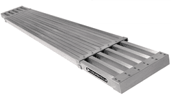 Picture of 16 ft Louisville LP-2921-16A Aluminum Telescoping Plank, 250 lb Load Capacity
