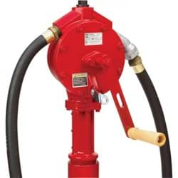 Picture of Pump Drum Rotary Fill Right