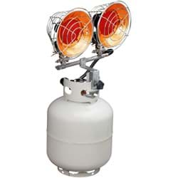 Picture of Heater Propane Burner Dual Heat Star