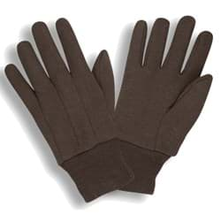Picture of Glove Cotton Brown